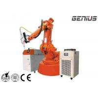 Buy cheap Accurate Portable Welding Machine Fast Fiber Transmission For Stainless Steel product