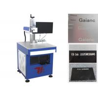 Buy cheap Cheap Laser Engraving Machine Metal Price , Aluminum Laser Engraving Machine product