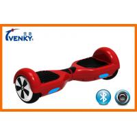 Buy cheap Multi Color 2*350w Bluetooth Self Balancing Scooter , Electric Hoverboard product