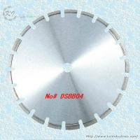 Buy cheap Silver Brazed Diamond U-slot Cutting Disc for Foamed Concrete and Grainte - DSBB04 product