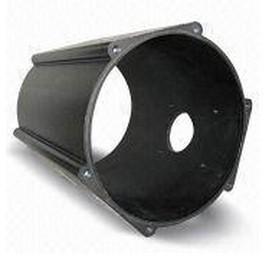 CLear Anodized Industrial Aluminium Profile For Elecro-Solar Radiation Pool / SPA Heater