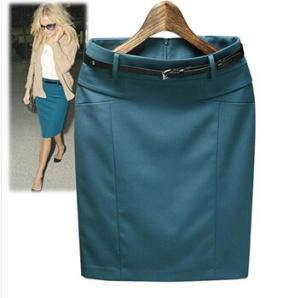 China high waist skirt women's autumn summer slim hip casual pencil skirt short skirt on sale