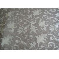 Buy cheap Bedding / Mattress / Shoes Polyester Elastane Fabric Retro Upholstery Fabric product