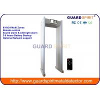 Quality Guard Spirit  Walk Through Metal Detector For Railway Stations Airport Security for sale