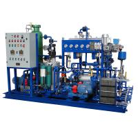Buy cheap Marine Centrifugal Oil Separator Insulation Oil / Lubricant Oil / Fuel Oil Clarification product