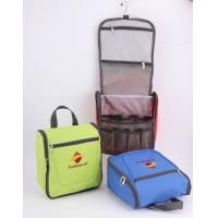 Buy cheap Foldable Hanging Toiletry Kit For Travel product