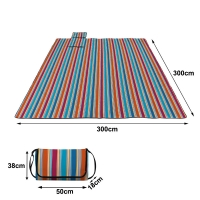 Buy cheap Beach Blanket Sand Proof Outdoor Picnic Blanket Water Resistant Large Mat for Camping product