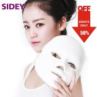 Buy cheap Non - Invasive ABS Led Light Face Mask , 20W PDT Led Light Therapy Mask product