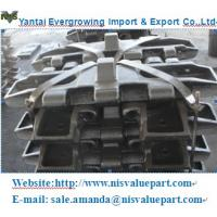 Buy cheap Track Shoe Plate for IHI CCH350 Crane product