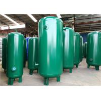 Buy cheap 145psi Gas Storage Replacement Tanks For Air Compressor , Compressed Air Reservoir Tank product