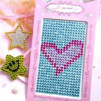 Buy cheap Adhesive Crystal Diamond Sticker from wholesalers