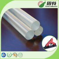 Buy cheap Stick-like solid Transparent EVA and Viscosity resin High Strength Hot Melt Glue Sticks 11mm Used With Hot Melt Glue Gun product