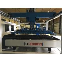 China 6000w CNC Laser Cutter Engraver / CNC Laser Cutting Machine For Stainless Steel on sale