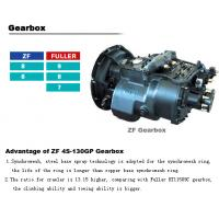 China HOWO spare parts 2159003019 zf gearbox on sale