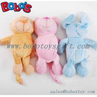 Buy cheap ECO-Friendly Soft Plush Stuffed Aniaml Pet Toy With Squeaker product