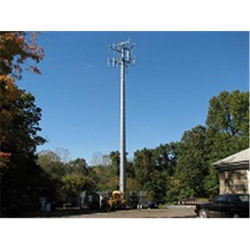 Quality monopole telecom tower for sale