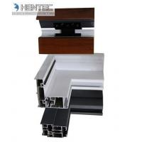 Buy cheap Clear Anodized Aluminum Window Extrusion Profiles Cutting / Pnching / Milling product