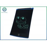 Buy cheap Durable Plastic Electronic LCD Writing Tablet , Erasable Writing Board product