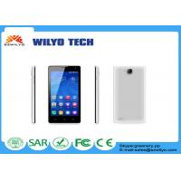 Buy cheap WJ2 4.5 Inch Display Mobile MT6572 Android 3g Bluetooth Music Dual Core product