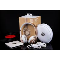 China Beats by Dr. Dre Solo2 Wireless Headband Wireless Headphones - Gold from grgheadsets.aliexpress.com on sale