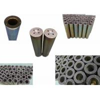 Buy cheap 145mm X 600mm Refillable virgin carbon Filter Cartridge Cylindrical Air Filter Eco Friendly product