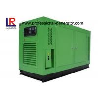 China 90KW 106KVA Silent Type Water Cooled Diesel Generating Set By 24V DC Electrical Start on sale
