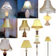 Quality Cloth Crafts Lamp for sale