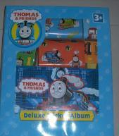 Deluxe sticker album