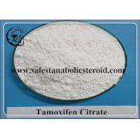 Buy cheap Cas 54965-24-1 Tamoxifen Citrate For Female 99% An-Ti Breast Cancer And Ovarian Cancer product