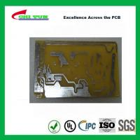 Buy cheap Printed Circuit Board Manufacturing Securit And Protection With 1L FR4 2.35MM HASL product
