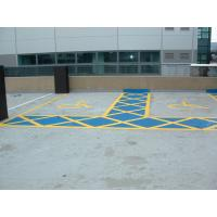 Buy cheap High Temp Line Marking Spray Paint / Yellow And White Athletic Marking Paint product