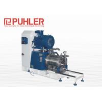 Buy cheap 75 - 90 Kw Horizontal Bead Mill Machine With High Wear Resistant Alloy Steel from wholesalers
