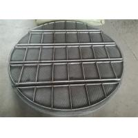 Buy cheap Stainless Steel Mesh Sheet / Mist Eliminators Mesh Pads Alloy Material product