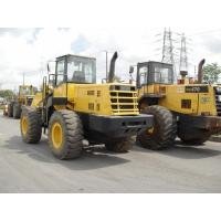 Buy cheap Second Hand Wheel Loaders Komatsu WA470-3 Wheel Loader With S6D25 Engine product