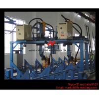Buy cheap Automatic Gantry I / T / H Beam Production Line Auto Welding Machine , Gantry Welding Tools product