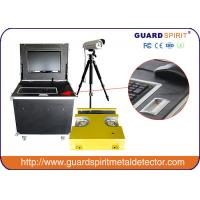 Buy cheap Video Under Vehicle Scanning System 180 Degrees View Angle 10m Cable Length product