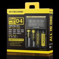 Buy cheap Nitecore D4 LCD intelligent battery charger for IMR/Li-ion/Ni-MH/Hi-Cd and LiFePO4 rechargeable batteries product