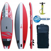 Buy cheap Big Inflatable Sup Surf Paddle 270L Volume PVC Rainforced DWF Material from wholesalers