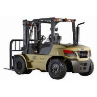 China Diesel Forklift (Japanese Engine, 7.0t) on sale