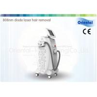 China 600 W Diode Laser Hair Removal Machine , Ladies Hair Remover Machine wholesale
