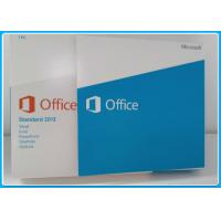 Buy cheap Office 2013 Pro Plus License , Microsoft Office Standard 2013 Product Key product