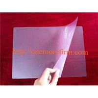 China PET laminating pouches film on sale