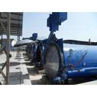 Buy cheap High Efficiency Steam AAC Autoclave for AAC Plant , 220V / 380V product