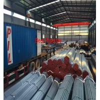 Buy cheap ASTM A53 API 5L  UOE Steel Pipe , Black ERW Carbon Steel Pipe product