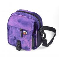 Buy cheap CH-06, Purple Speaker Travel Bag, riding ,convenient , radio player fashion Nylon Waterproof product