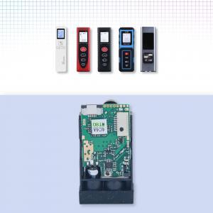 Buy cheap Small Laser Distance Meter Sensor 60m Construction Laser Distance Sensor Short Range product