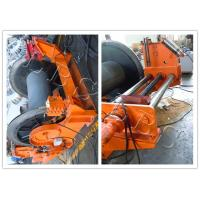 Buy cheap Professional Hydraulic Crane Winch / Windlass Electric Anchor Winch Low Noise product