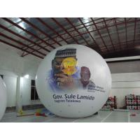 Buy cheap Customized PVC Political Advertising Balloon with Good Elastic for Political Election product