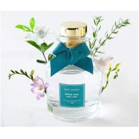 Buy cheap Relaxing Blend Of Vanilla &Rose&Lavender 120ml OEM Reed Diffuser Air Quality product