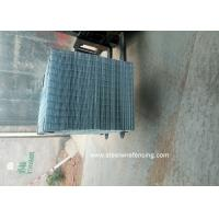 Buy cheap Electro Welded Galvanised Mesh Fencing Panels Anti - Craking For Buliding product